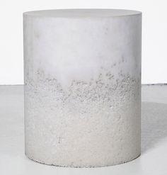 Amma Studio | drum; cement + salt