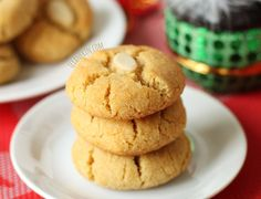 Grain-free Chinese Almond Cookies - Gluten-free, Paleo and Vegan by Tasty Yummies, via Flickr