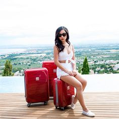 Suitsuit Luggage Set