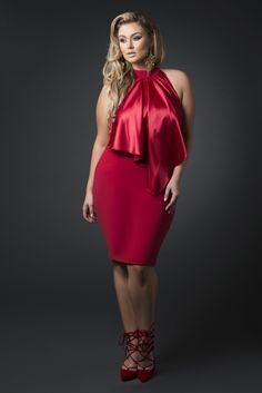 La Fashionista Curvy | El Z Por Zevarra Plus Size Designer Collection de vacaciones! | La Fashionista Curvy