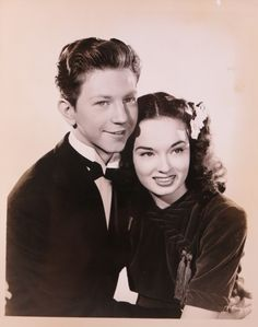 Donald O'Connor & Ann Blyth