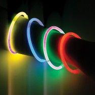 Glow çubuk kullanılır