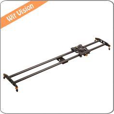 >> Click to Buy << 100cm Carbon Fiber DSLR Camera Slider Video Stabilizer Rail For DSLR or Camcorder with Carry Bag #Affiliate