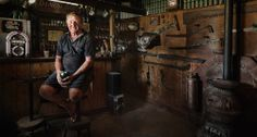 Environmental portrait gallery | Men's Shed Photography Project | Photography by Design