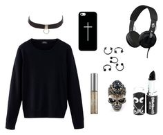 Magic Sp3ll by carlottaloth on Polyvore featuring moda, Alexander McQueen, Charlotte Russe, Skullcandy, Casetify and Urban Decay