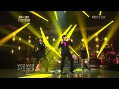 121103 불후의 명곡 B1A4 무조건 - YouTube