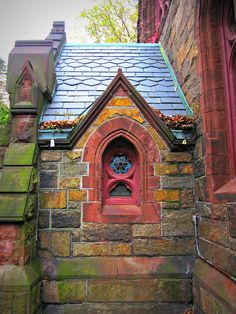 Greenlawn Cemetery Chapel, Salem, Massachusetts