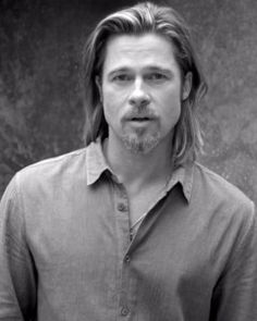 """In a new ad for Chanel No. 5, Brad Pitt confoundingly mutters, """"Wherever I go, there you are."""" Is he talking to the perfume?"""