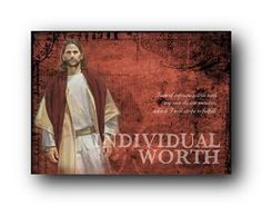Individual Worth by Liz Lemon Swindle