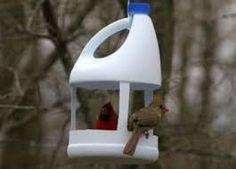 Resultado de imagen para diy bird feeder