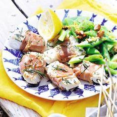 Lemon Kitchen, Good Fats, Fresh Rolls, Summer Recipes, Tuna, Pork, Fish, Chicken, Meat