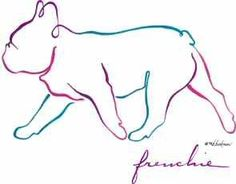 More About The Playful French Bulldog Dogs Temperament French Bulldog Meme, White French Bulldogs, French Bulldog Puppies, Frenchie Puppies, Tattoo Bulldog, French Bulldog Tattoo, French Bulldog Drawing, Tattoo Outline, I Tattoo