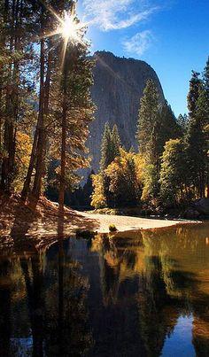 Parque Nacional de Yosemite, California, EUA
