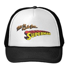 Superman | This is a job for... Logo. Producto disponible en tienda Zazzle. Accesorios, moda. Product available in Zazzle store. Fashion Accessories. Regalos, Gifts. #gorra #hat #heroe #hero #american