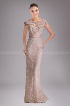 Beautiful!  I really love this gown, would be stunning in navy blue or black for a military ball...