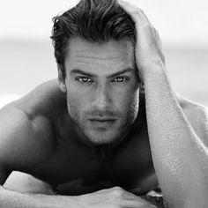 Exclusive Interview: Giorgio Armani Acqua di Gio Model Jason Morgan When it comes to the career of a model, booking a fragrance campaign is a great marker for success. So it's no surprise that Jason Morgan was beyond ecstatic to sign on as the new Beautiful Men Faces, Gorgeous Men, Beautiful Pictures, Armani Models, Men Photography, Poses For Men, Hommes Sexy, Model Pictures, Male Face