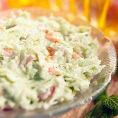 Egy finom Coleslaw káposztasaláta ebédre vagy vacsorára? Coleslaw káposztasaláta Receptek a Mindmegette.hu Recept gyűjteményében!