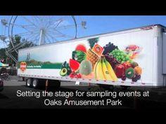 CFM Sizzle Reel: Del Monte Fresh Produce