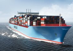 Maersk's announcement of a giant Triple E ship is good news for sustainability. Stephanie Draper traces the history of containerisation
