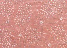イセノモン手拭 菊と小桜