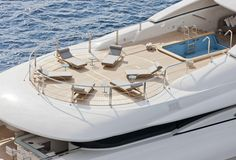 numptia luxury yacht