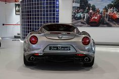 Alfa Romeo 4C - Previously Sold Cars - Cars for Sale - Joe Macari