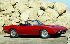 1969 Maserati Ghibli 4.9 SS Spyder