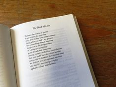 Sharing our love of poetry with 'The Book of Love' by John F. Deane #poemoftheday  http://www.carcanet.co.uk/cgi-bin/indexer?product=9781847771179