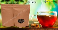 There are many types of #tea, and different tea needs different moisture and #oxygenbarriers.