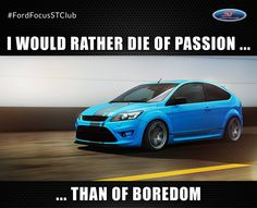 Without #passion, you don't have #energy. Without energy, you have nothing. ~ Donald #Trump #FordFocusSTClub #Ford #Focus #ST