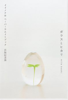 Naho Iino / 「ガラスとヒカリ」展