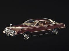 Mitsubishi Galant Lambda Coupé - 1977