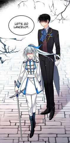 Webtoon, Manhwa, Butler, Lady, Anime, Anime Shows