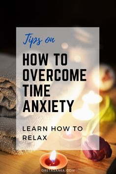 Time anxiety is the fear of wasting your time. It is an obsessive tendency to spend all of your time in the most meaningful and productive way. The first step in overcoming anything is through acceptance of its existence, accept the anxiety. It may seem counterintuitive, but by trying to stop feeling anxious puts focus and energy towards it and only make matters worse, there are better ways to go about it. #timeanxiety #anxiety #healthandwellbeing #mentalhealth