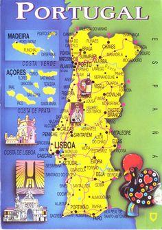 Postcard ~ Portugal