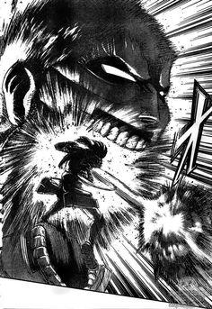 Attack on Titan - Mikasa vs reiner
