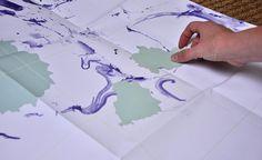 Floriane Beautru, Le mind mapping, ou carte mentale, est un schéma qui permet de représenter visuellement une pensée et de suivre son cheminement associatif. Le projet Meet to create se propose d'organiser des ateliers de brainstorming en entreprise.