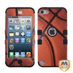 Black RED Basketball Sport Double Layer Duty Hybrid Case Ipod Touch 5 5th GEN   eBay Eli