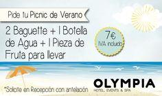 Picnic de #verano para llevarte a la #playa #Valencia
