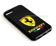 Ferrari Logo Car New Design For iPhone 8 8+ 7 7+ 6 6+ 6s 6s+ 5 5s Samsung Case #UnbrandedGeneric