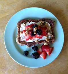 The Herban Fortress: Superfood French Toast