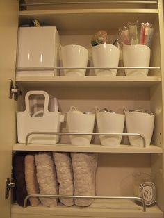 洗面所収納 アイディア