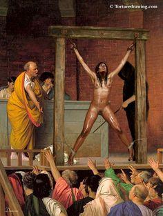 image Gay male bondage crucify and free extreme