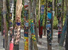 In Moengo is sinds een paar maanden Marowijne Art Park geopend.