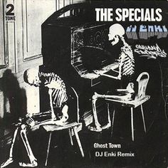 GHOST TOWN 12' by The Specials