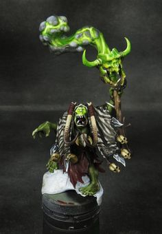 Weirdnob shaman commission WIP : ageofsigmar