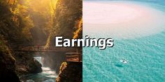 Good earnings
