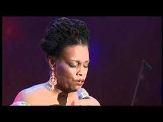 "Dianne Reeves joins the New York Philharmonic for a New Year's Eve Gershwin celebration tonight on PBS. Here's a taste of her singing ""Nice Work If You Can Get It"" and ""Embraceable You"" with the Berliner Philharmoniker. Check your local listings: http://to.pbs.org/12CzT1B"