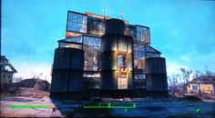 Back with another settlement the Sanctuary Mansion and Museum. Bonus hidden room. #Fallout4 #gaming #Fallout #Bethesda #games #PS4share #PS4 #FO4
