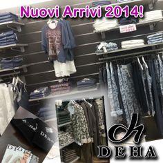 Nuovi arrivi #DEHA all'Angolo dello Sport! 2014 Spring Summer www.facebook.com/angolodellosport